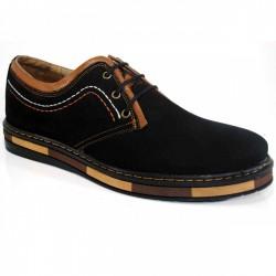 Axu Casual Deri Ayakkabı